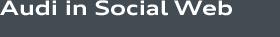 Audi in Social Web